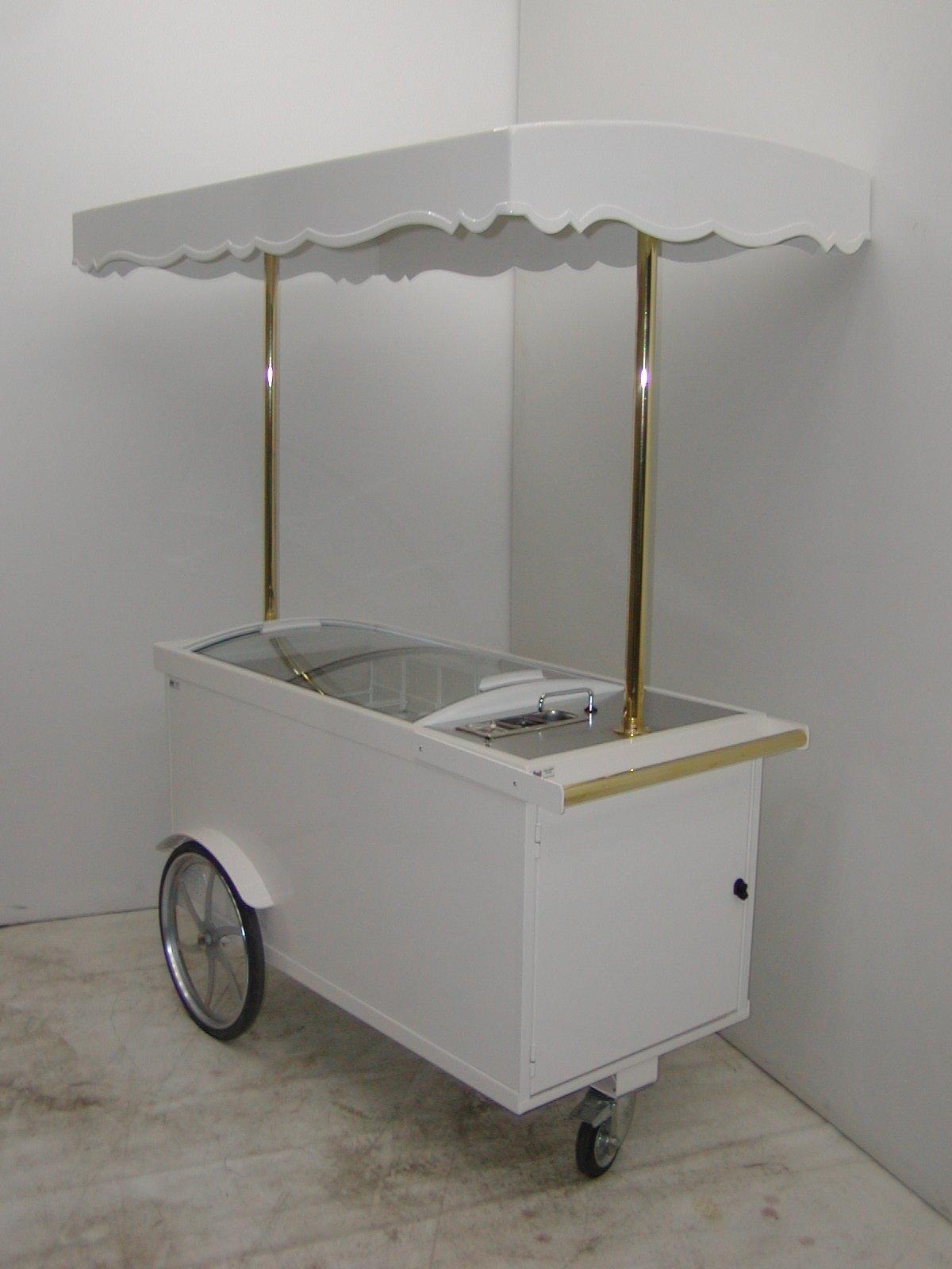 Chariot glacier simple