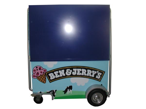 Kart Ben & Jerry's